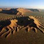 A homoksivatagok változatos világa