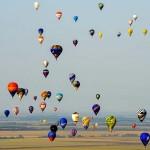 Hőlégballon Európa-bajnokság zajlik Debrecenben
