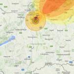 Mekkora pusztítást okozna egy lakóhelyére ledobott atombomba? [interaktív térkép]
