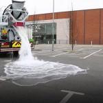 Víznyelő aszfaltot fejlesztettek a közlekedésbiztonságért