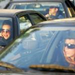 Elkobozhatja a rendőrség Iránban azt az autót, amelyben nem megfelelően öltözött nő ül