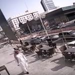 Majdnem megölt egy sétáló férfit egy lezuhanó üveglap