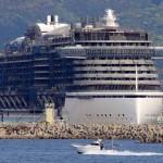 Így épülnek az óceánjáró hajók