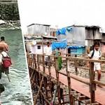 Egy 17 éves indiai fiú épített hidat az iskolásoknak