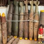 Ahol a bombák a mindennapok részei – lövedékekből használati tárgyak Laoszban