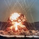 Photo: Korábban soha nem látott videó a nevadai sivatagban végrehajtott atomrobbantásokról