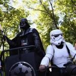 Több ezren szavaztak Darth Vader pártjára Odesszában