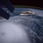 Így néz ki az idei év legveszélyesebb hurrikánja a Nemzetközi Űrállomás fedélzetéről