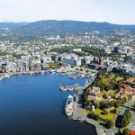 Pár éven belül autómentes lesz Oslo belvárosa