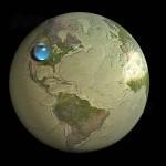 Ennyi a Föld teljes vízkészlete