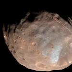 Néhány millió éven belül széthullhat a Mars holdja