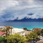 Hatalmas felhőcunami söpört végig Sydney felett