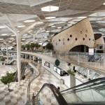 Azerbajdzsán új repülőtere, a bakui Heydar Aliyev Nemzetközi Reptér