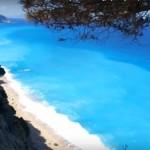 Elpusztította a földrengés Görögország egyik legszebb strandját – videó