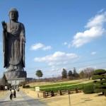 A világ egyik legnagyobb buddha szobra, a monumentális Ushiku Daibutsu