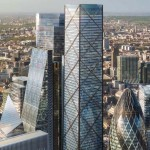 310 méteres lesz London legújabb felhőkarcolója
