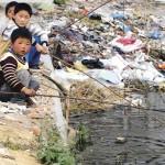 Tízmilliókat mérgez a víz Kínában