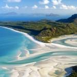 Whiteheaven Beach – Ausztrália legszebb tengerpartja