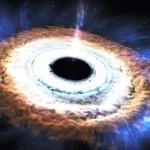 Photo: Ilyen, amikor egy fekete lyuk elnyel egy csillagot