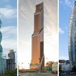 Különleges és látványos felhőkarcolók