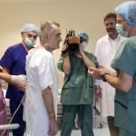 Először hajtottak végre tüdőtranszplantációt Magyarországon