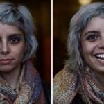 Szívmelengető videó – így reagáltak az emberek, amikor szépnek nevezték őket