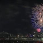 Már az újévet köszöntötték Ausztráliában és Új-Zélandon