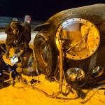Sikeresen landoltak Kazahsztánban az űrhajósok, akik 141 napot töltöttek az űrben