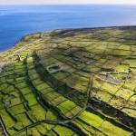 Különleges kőfalak Írországban