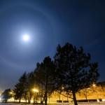 Különleges égi jelenséget fotóztak le Salgótarjánban