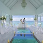 Különleges esküvői helyszín a Maldív-szigeteken