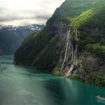 Norvégia vadregényes tájain