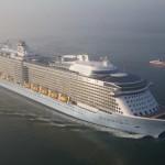 Óriási vihar csapott le a világ egyik legnagyobb luxushajójára