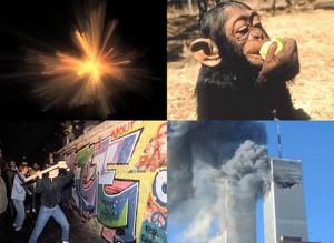 Az emberiség története két percbe sűrítve