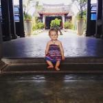 Még csak 1 éves múlt, de már beutazta a fél világot