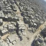 Elképesztő légi felvételek, amik új nézőpontból mutatják be a szíriai háborút