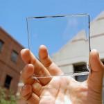 Photo: Egy teljesen átlátszó napelem, ami megreformálhatja a jövő ablakait