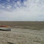 Ennyi maradt Bolívia második legnagyobb tavából