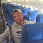 Egyedül utazott a repülőgépen egy szerencsés utas