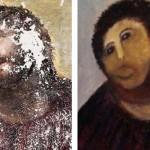 """Látogatóközpontot nyitottak abban a kápolnában, ahol a """"bundás Jézus-freskó"""" található"""