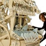 Két évig dolgozott egy svéd zenész a csodahangszere megépítésén, a végeredmény elképesztő lett