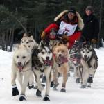 Több tonna havat kellett szállítani Alaszkába, hogy elindulhasson a híres kutyaszánverseny