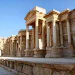 Az ókori műemlékek nagy része épen maradt a visszafoglalt Palmürában – videó