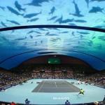 Víz alatti tenisz stadion épülhet Dubaiban