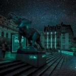 Baktériumokkal világítaná meg a városokat egy francia cég