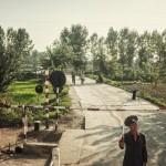 Kicsempészett fotók Észak-Koreából