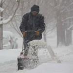 Tavaszi hóviharok dúlnak az Egyesült Államok középső vidékein