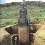 A Húsvét-sziget legendás szobrai és ami alattuk rejtőzik