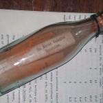 108 év után vetette partra a víz a világ legrégebbi palackpostáját
