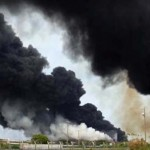 Hatalmas robbanás történt egy mexikói vegyi gyárban